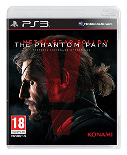 Metal Gear Solid V: The Phantom Pain - Standard Edition [Importación Inglesa]