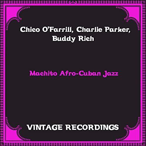 Chico O'Farrill, Charlie Parker & Buddy Rich