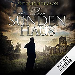 Das Sündenhaus     Tom Hawkins 3              Autor:                                                                                                                                 Antonia Hodgson                               Sprecher:                                                                                                                                 Peter Lontzek                      Spieldauer: 12 Std. und 13 Min.     151 Bewertungen     Gesamt 4,5