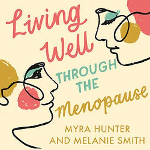 Living Well Through the Menopause cover art