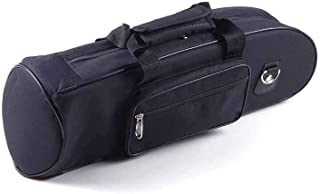 PAMPET Lightweight Trumpet Case Soft Trumpet Bag Compatible All Trumpet
