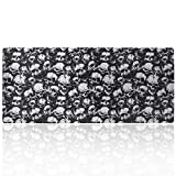 JIALONG Tappetino Mouse Gaming Grande Mouse Pad XXL (900x400x3mm) Confortevole, Tappetino ...