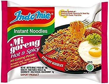 15-Pack Indomie Mi Goreng Instant Stir Fry Noodles