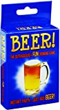 Loftus Kheper Beer! Adult Party Outrageously Fun Drinking Card Game, Standard Deck