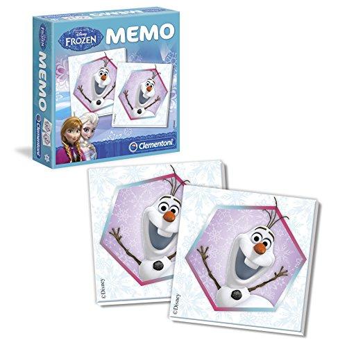 Clementoni 13497.7 - Memo Game Frozen - Die Eiskönigin