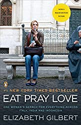 Eat Pray Love - self love book #3