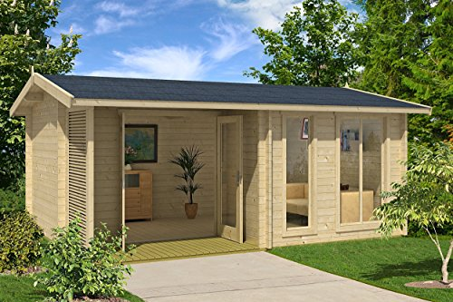 Allwood Sommersby | 174 SQF Garden House Kit