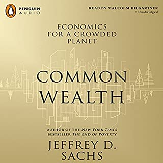 Common Wealth audiobook cover art