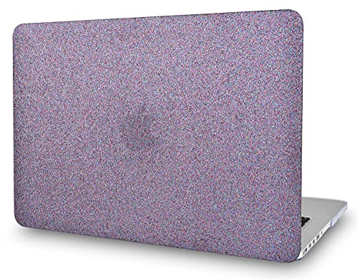 KECC Laptop Case Compatible with MacBook Air 13' Plastic Case Hard Shell Cover A1466/A1369 (Pink Space)