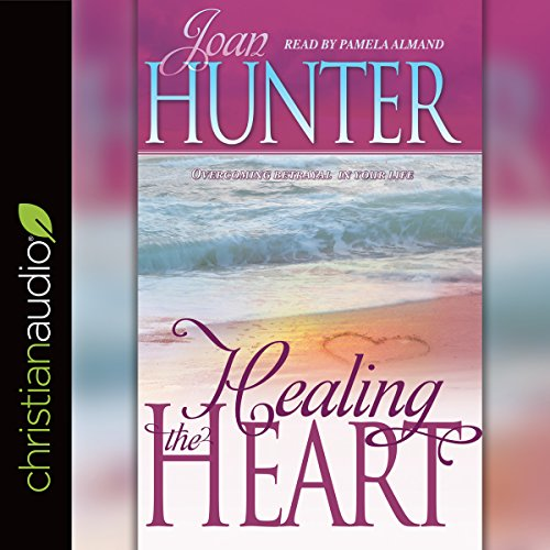 Healing the Heart audiobook cover art