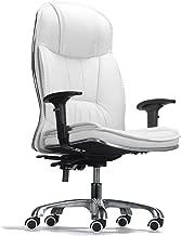 Amazon.es: silla oficina de piel y aluminio