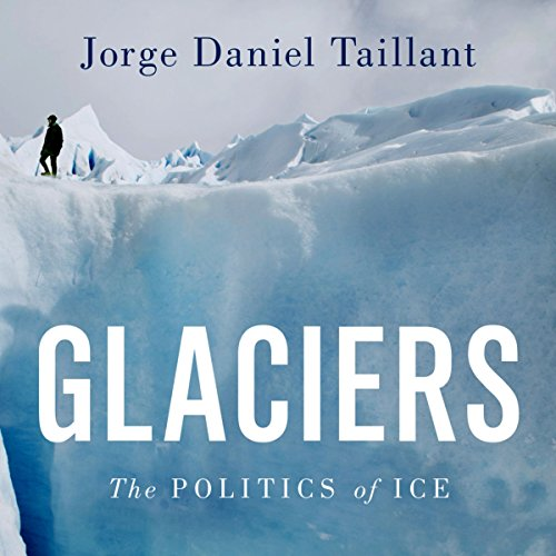 Glaciers audiobook cover art