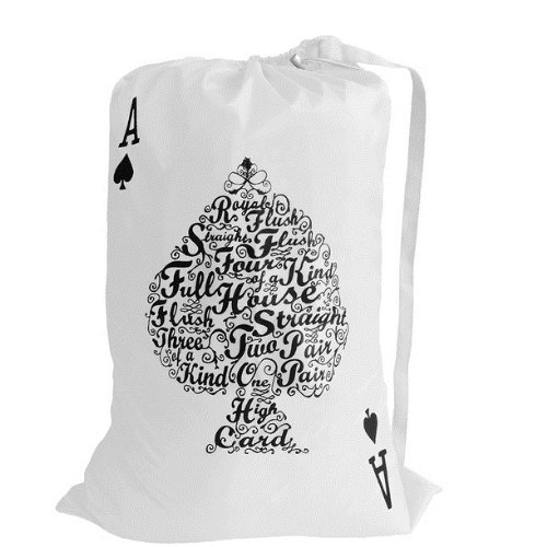 Threadless lavanderia Poker mano