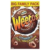 Weetabix Weetos De Chocolate Sabor 500g (Paquete de 2)