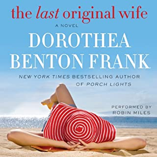 The Last Original Wife audiobook cover art