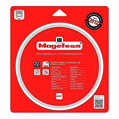 Joint de casserole 22 cm pour modèles Magefesa jusqu'à 2012