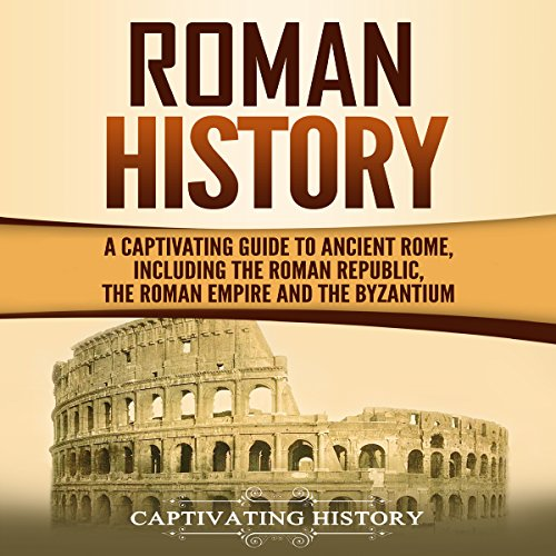 Roman History audiobook cover art