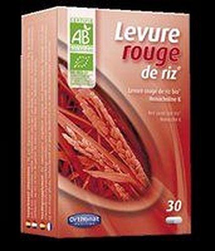 Orthonat Levure Rode Rijst Bio, 90 Stuk, 90 Capsules