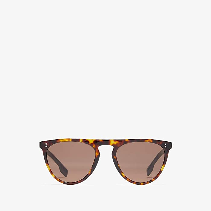 Burberry  0BE4281 (Dark Havana/Brown) Fashion Sunglasses