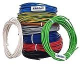 H07V - metro de 1,5 mm² 1 x 1,5 mm² - vena cable rígido sólido - 100 M - varios coloures