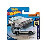 Hot Wheels Back To The Future Time Machine Hover Mode HW Screen Time 108/250 2019 Short Card