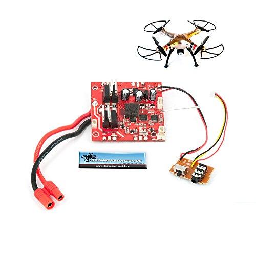 SYMA Original Empfänger Platine X8H Modelle Quadrocopter inkl. den WiFi Modellen