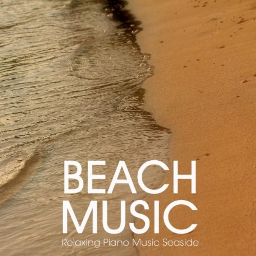 In November Piano Music and Sea Breeze and Ocean Waves