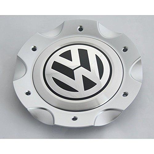 Original VW T5 Transporter Multivan Touareg Nabenkappe Radabdeckung Nabenabdeckung Nabendeckel Felge Alufelgen Silber 7H0071214