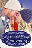 A Model Bride: Sweet Christian romance in London and Scotland