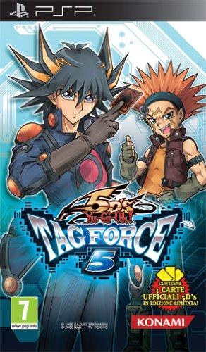Yu-Gi-Oh! Gx Tag Force 5