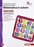 Matematica in azione. Per la Scuola media. Con espansione online. Aritmetica-Geometria (Vol. 2)