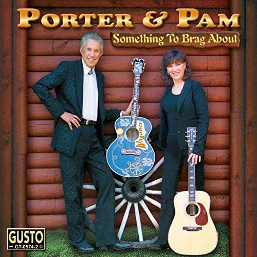 Porter Wagoner and Pam Rose Gadd