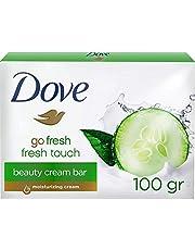 Dove Wasstuk Beauty Cream Cream bar met komkommer en groene thee
