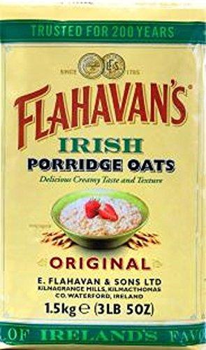 Flahavan's Irish Porridge Oats 1.5Kg - irische Haferflocken