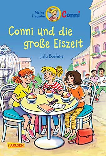 Conni-Erzählbände 21: Conni und die große Eiszeit (farbig illustriert) (21)