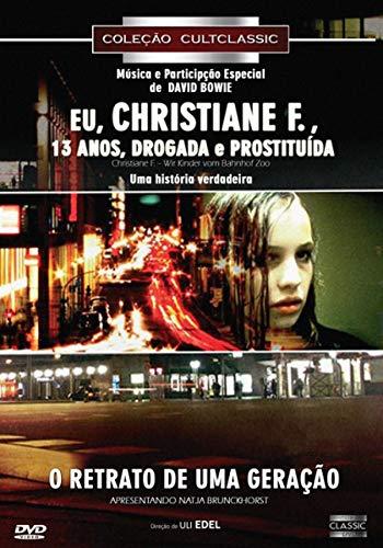 Dvd Eu Christiane F. 13 Anos Drogada E Prostituída Uli Edel