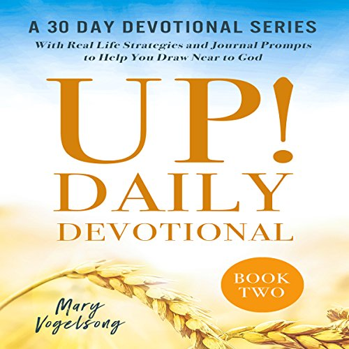 UP! Daily Devotional audiobook cover art