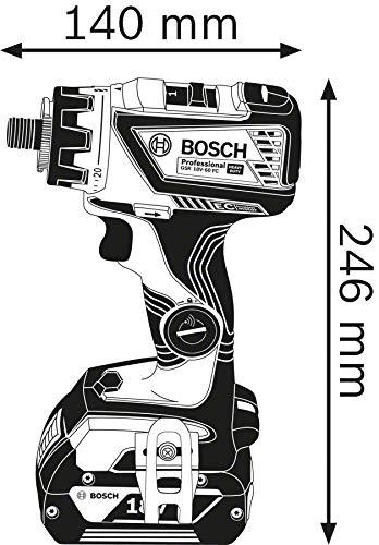 Bosch GSR 18V-60 FC - 2