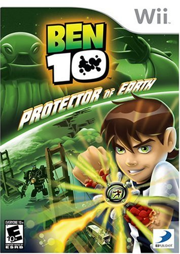 Ben 10: Protector of Earth - Nintendo Wii by D3 Publisher