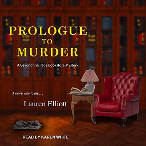 Prologue to Murder audiobook cover art