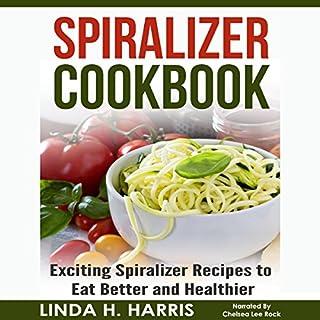 Spiralizer Cookbook cover art
