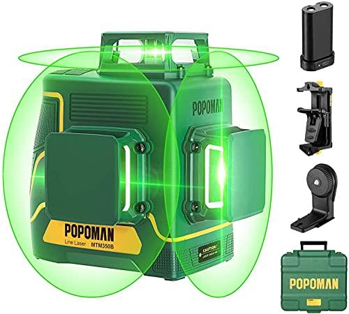 6. Popoman MTM350B con Carga USB y 3x360º
