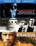 Terminator 3: Rise of the Machines/Eraser/Collateral Damage (Blu-ray Disc, 2014