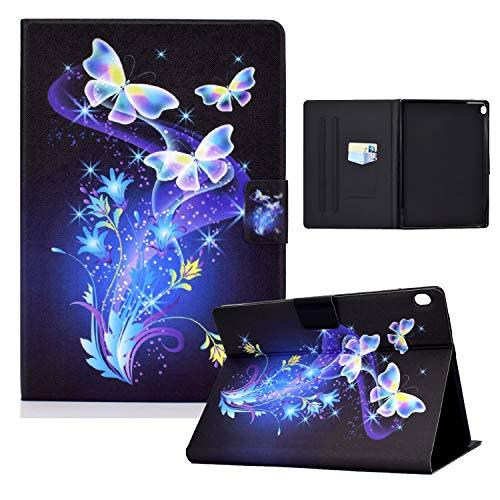 zl one - Carcasa de piel sintética para tablet Lenovo Tab M10 HD TB-X505F (repuesto para tablet de ordenador Lenovo Tab M10 HD TB-X505F)