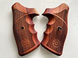 Feelsogood New! Grips Compatible with Taurus Medium/Large Frame.357 M44, 65, 66, 80, 82, 83, 96, 431, 441, 607, 608, 669 Hardwood #05 (Thai Handmade & Ship from Thailand)