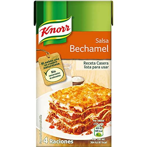 Knorr Salsa Envase Bechamel Ambiente, 0.5L