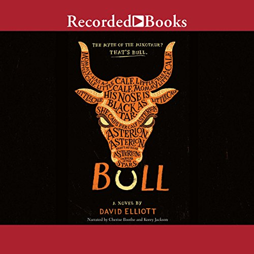 Bull audiobook cover art