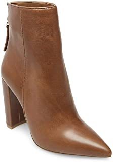 Steve Madden Trista Boot Cognac Leather 9 M