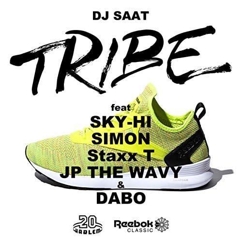 DJ SAAT feat. JP THE WAVY, Staxx T, Dabo, SKY-HI & Simon