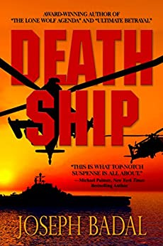 Death Ship (Danforth Saga Book 5) by [Joseph Badal]